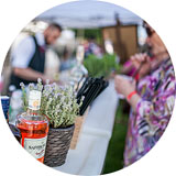 Cocktail Gin Bar, Event Arena, Villa Groebe, 4/6/2015
