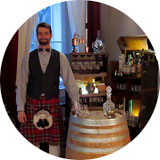 Degustace whisky, British Embassy, 15.3.2016